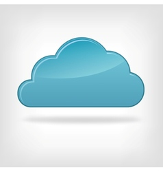 Icon Cloud vector