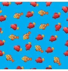Miniatus Grouper fish vector image