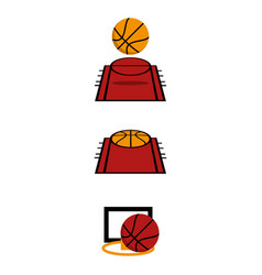 Basketball2 vector