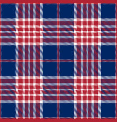 Tartan plaid scottish seamless pattern background vector