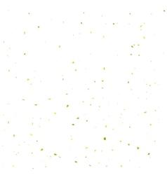 Yellow Confetti Background vector