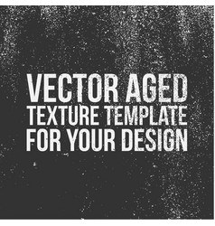 aged texture template vector image