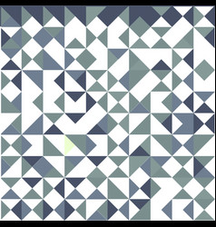 abstract background of triangles design vector image
