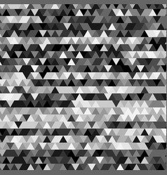 Abstract background with geometry black and white vector