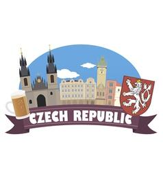 Czech vector