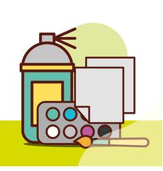 Graphic design concept vector
