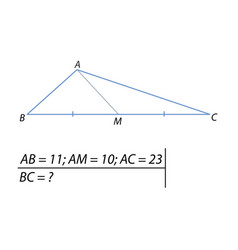 Problem finding a vector