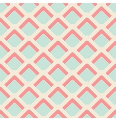 Geometric abstract elements seamless pattern vector
