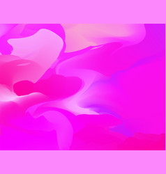 colored fluid graphic composition background vector image