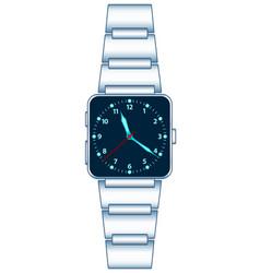 Smart clock vector