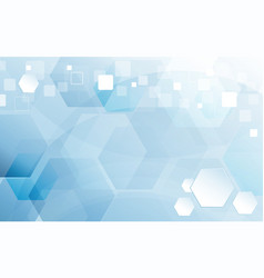 abstract technology digital hi tech concept vector image vector image