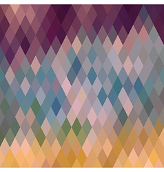 Pattern of geometric shapes rhombicTexture with vector