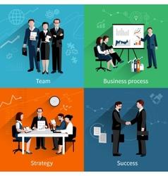 Teamwork Design Concept vector