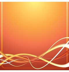 Abstract Futuristic Background Design vector image vector image