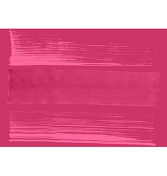 Grunge background Paint-brush strokes vector image