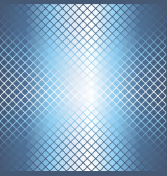 Glowing rounded diamond pattern seamless vector
