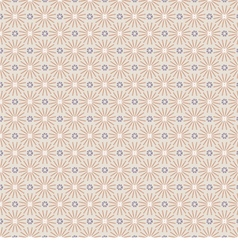 Clean Vintage Seamless Pattern Oriental Style vector