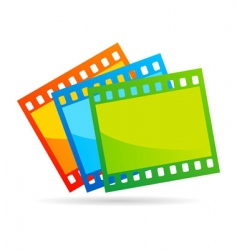 photo frame symbol vector image