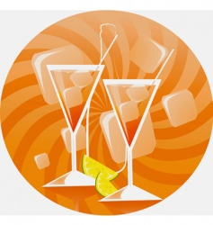 cocktail party vector image vector image