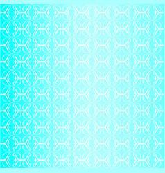 pale blue linked background vector image