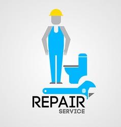 Repair service vector