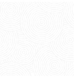 white circles background texture vector image