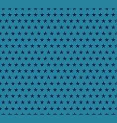 blue stars decorative pattern background vector image