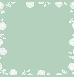 floral vintage beautiful seamless vector image