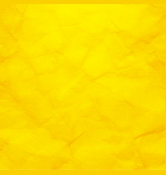 yellow retro background vector image