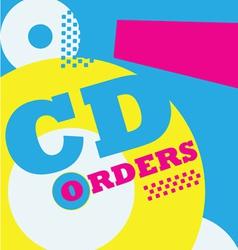 Cdorder poster vector