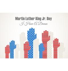 Martin luter king vector