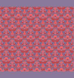 ornamental decor pattern vector image
