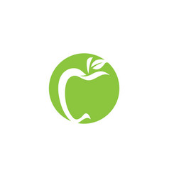Apple design vector