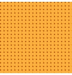 seamless background texture with woven straw vector image