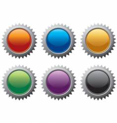 Internet burst icons vector