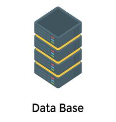 Data storage server vector