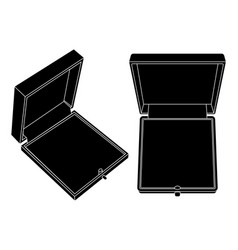gift box for jewelry icon vector image