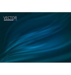 Deep water background vector image