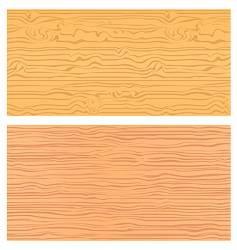 seamless wood textures vector image vector image
