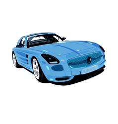 Creative Auto vector image