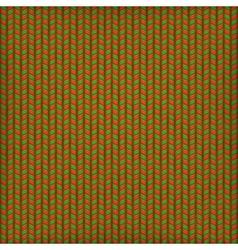 Needlework background red green pattern eps 10 vector