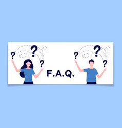 Concept inquiry frequently asked questions vector