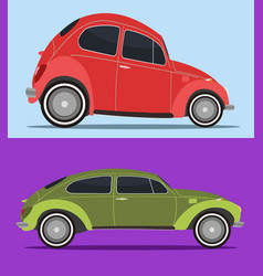 fun cars ii vector image