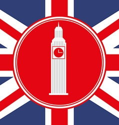 london emblem design vector image
