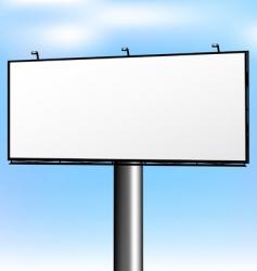 Advertising outdoor vector