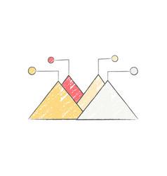 diagram representing data vector image