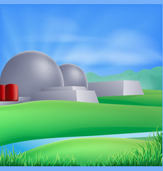 Nuclear power energy vector
