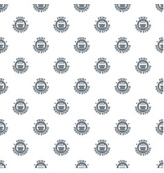 Print photo studio pattern seamless vector