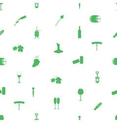 Wine icon pattern eps10 vector