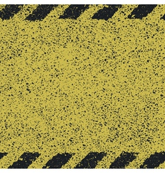 dangerous pattern vector image